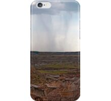 Rain In The Badlands iPhone Case/Skin