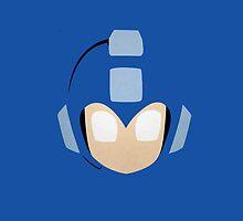Mega Man by saboe