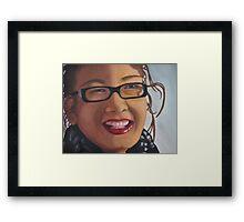 The Shannon Framed Print