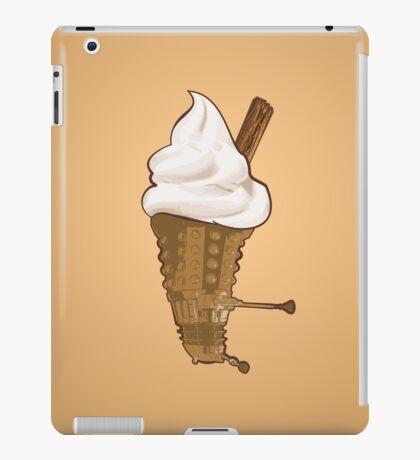 Dalek Ice-Cream a Summer Time Lord Treat iPad Case/Skin