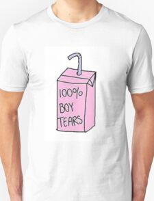 boy tears Unisex T-Shirt