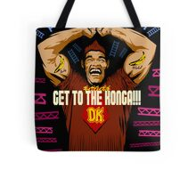 Burger Kong Tote Bag