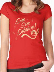 Sim Sim Salabim! Women's Fitted Scoop T-Shirt