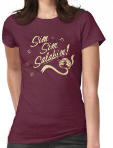 Sim Sim Salabim! Womens Fitted T-Shirt