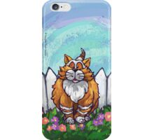 Animal Parade Ginger Cat iPhone Case/Skin