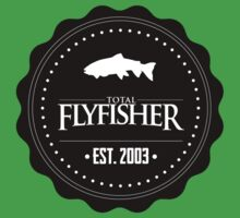 TFF Fly Fishing Insignia by dhpublishing