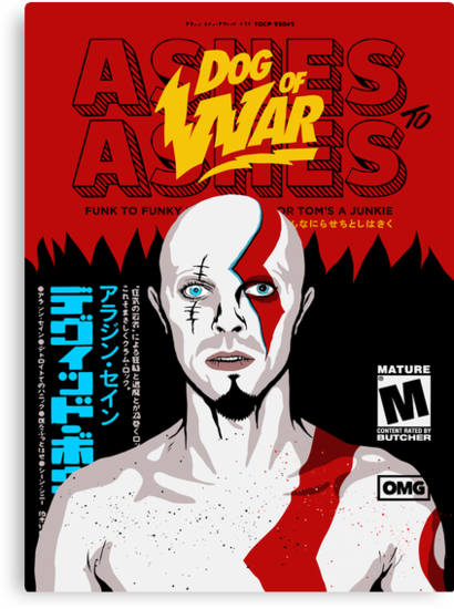 Dog of War (Ashes to Ashes) by butcherbilly