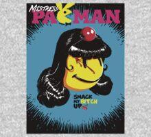 Mistress Pac Man Kids Clothes