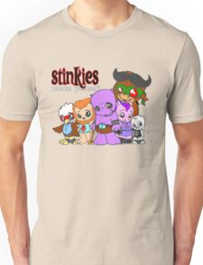 Stinkies Group Pic Unisex T-Shirt