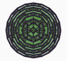 Geometric Countdown by Tiduk