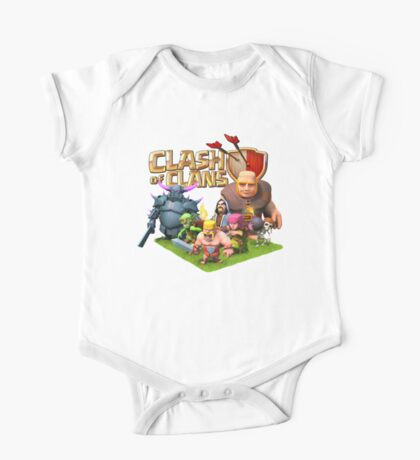 All Characters COC One Piece - Short Sleeve