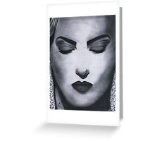 Kate Winslet Greeting Card