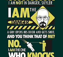 I am the One who Knocks by mattyvio
