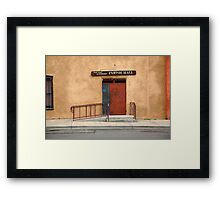 Our Lady of Sorrows Church Framed Print
