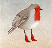 Robin by HanaStupica