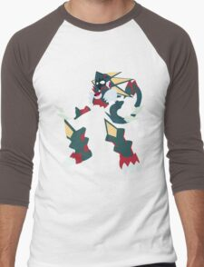 Gregar Beast Out Men's Baseball ¾ T-Shirt