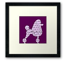 Oy With The Poodles Already Framed Print
