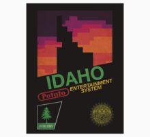 Idaho: The Game by TruGriggsDesign
