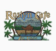 Roslyn Cafe -  Northern Exposure by Chivieri Designs