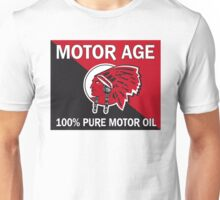 Motor Age Red Indian Unisex T-Shirt