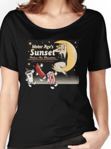 Motor Age Drive In Women's Relaxed Fit T-Shirt