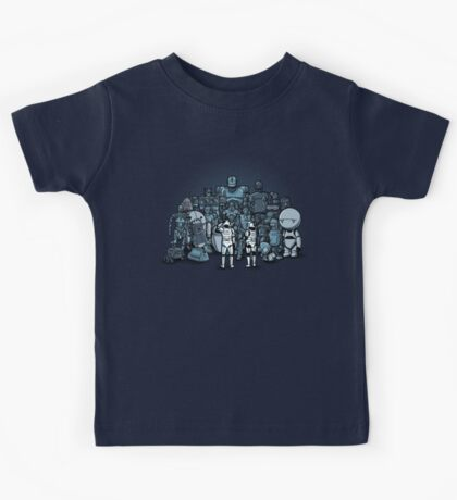 These aren't the droids you are looking for Kids Tee