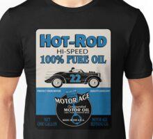 Motor Age Hot Rod Oil Unisex T-Shirt