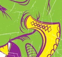 Dinopunk Sticker