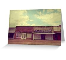 frost, tx Greeting Card
