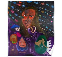 Cosmic Mother  Poster