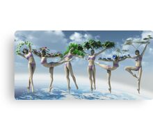 Earth Dance Canvas Print