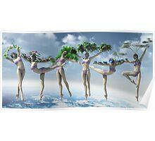 Earth Dance Poster