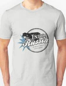 India Russia T-Shirt