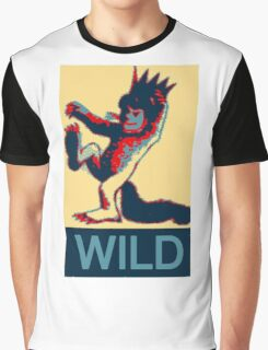 Max is Wild II Graphic T-Shirt
