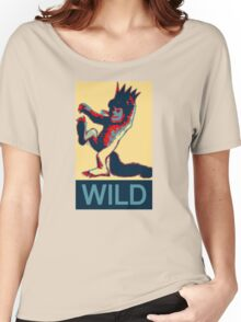 Max is Wild II Women's Relaxed Fit T-Shirt