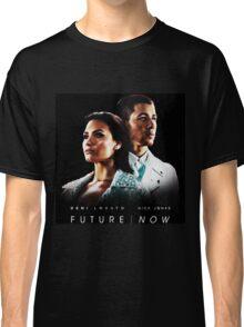 DEMI LOVATO NICK JONAS FUTURE NOW ORI Classic T-Shirt