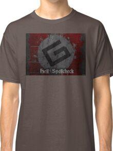 Grammar Nazi Classic T-Shirt