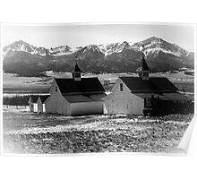 Westcliffe, CO-Mountains Poster