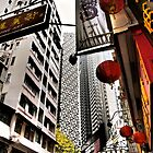 In Love with Hong Kong  by LoveDutchArtEbs