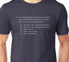 Simple Math Unisex T-Shirt