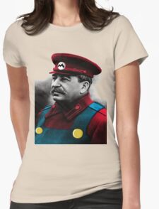 It's me, Stalin Womens Fitted T-Shirt
