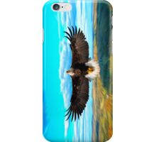 American Bald Eagle  zoom zoom iPhone Case/Skin