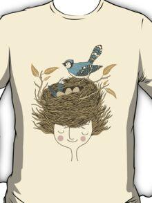 Bird Hair Day T-Shirt
