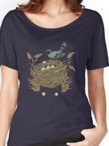 Bird Hair Day Women's Relaxed Fit T-Shirt