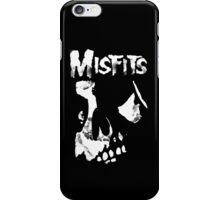 Punk's not dead iPhone Case/Skin