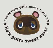 Tom Nook's Gotta Sweet Ass - Game Grumps/Animal Crossing by lindseyyo