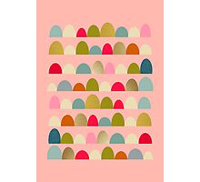 Delightful Rue (Pink) Photographic Print