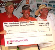 World's Richest Tarpon Tournament 2013 - Team Spooked Again- #1 by Paul Sharman