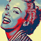 Marilyn Monroe by Art Cinema Gallery