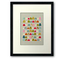 Delightful Rue Framed Print